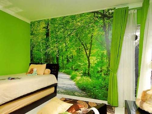 wallpaper pemandangan untuk ruang tamu - a photo on Flickriver