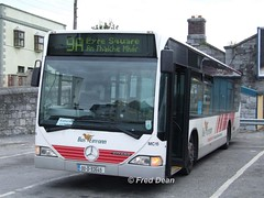 Bus Eireann MC15 (00D93645). (Fred Dean Jnr) Tags: august2006 buseireann mercedesbenz citaro mc15 00d93645 galwaybusstation