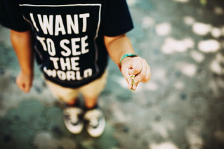 I want to see the World