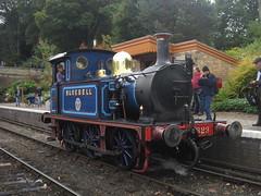 IMG_7297 - SECR P Class 323 Bluebell (SVREnthusiast) Tags: severnvalleyrailway svr severnvalley severn valley railway secrpclass323bluebell secr pclass 323 bluebell autumngala2017