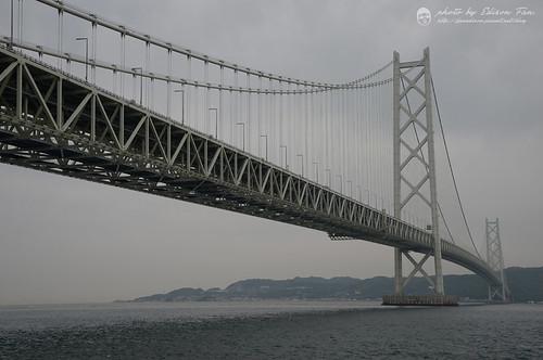明石海峽大橋 Akashi Kaikyō Bridge