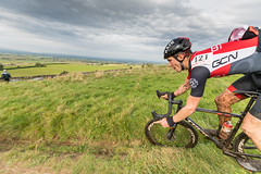 Riders compete in the 2017/55th Annual 3 Peaks Cyclo-Cross, Ingleton Yorkshire Dales,  UK (andrewnward) Tags: cyclocross 3 peaks 3peaks race 2017 ingleton england uk gb 3pcx