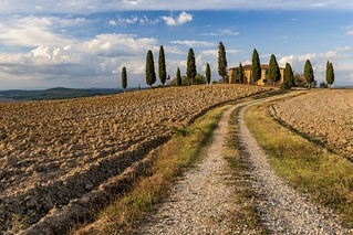*Tuscany @ home sweet home*