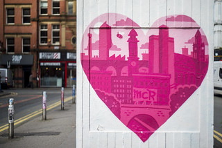 The Heart of Manchester