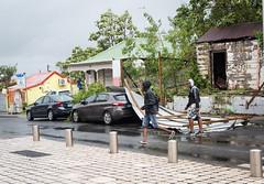 Hurricane Maria in Guadeloupe (Pierre de Champs) Tags: maria guadeloupe ouragan hurricane caribbean fwi