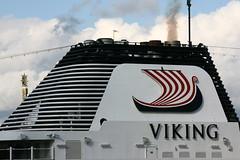 DUD_9543 (HAKANU) Tags: sweden stockholm capital cruiser ship boat viking stadsgårdskajen