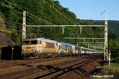BB22324 sur spécial Le Mans Lyon vers Collonges Fontaines (philippedreyer1) Tags: