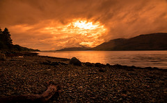 holymoly (Phil-Gregory) Tags: nikon d7200 sigma18250macro le wideangle ultrawide lochlinnhe water colour light nature nationalpark naturalworld naturephotography cloudscape cloud zoom scenicsnotjustlandscapes scotland