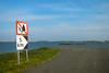 Forbidden for surfers (davidvankeulen) Tags: europe europa flevoland provincieflevoland lelystad houtribsluizen ijsselmeer markermeer water meer rijkswaterstaat davidvankeulen davidvankeulennl davidcvankeulen urbandc