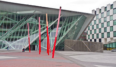 Linien / Lines # 1 (schreibtnix on 'n off) Tags: reisen travelling irland ireland dublin modernearchitektur modernarchitecture kunst art daniellibeskind strukturen structures olympuse5 schreibtnix