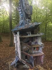 (contemporary and modern art) Tags: wuppertal cragg tony crag waltfrieden frederix henk bezoek bestuur stgbib