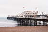 Brighton (not without my camera_) Tags: film meinfilmlab analog wwwmeinfilmlabde analogue filmphotography canonae1 canonfd50mm18 brighton brightonpier sea seafront beach amusement leisure touristy england uk greatbritain softtones grain 2017 summer itsalwayssunnyinbrighton ilovethesea