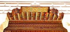MAROCCO 01-2015 044 (Elisabeth Gaj) Tags: maroco012015 elisabethgaj marocco marrakech afryka travel architecture building bahiapalace