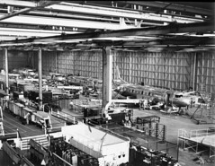 convair negative (San Diego Air & Space Museum Archives) Tags: convair aviation aircraft airplane airliners airlines propliner convaircv240 convair240 cv240 aircraftmanufacturing