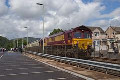 DBS 66116 (daveymills31294) Tags: dbs 66116 class 66 660 ukr uk railtours valley legend