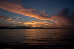 6:00 AM Sunrise Padenghe sul Garda, Lago di Garda (CarolienCadoni..) Tags: sonyslta99 sal2470z earlymorning sun sunrise light clouds color lake water lakegarda lagodigarda italy