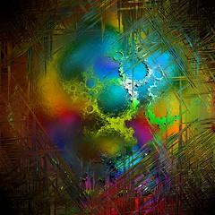 incen-ex-glass-05B (eduard43) Tags: art glas glass gefroren frozen digiart abstract abstrakt farben color 2017 eb