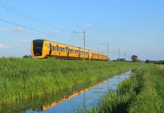 NSR 3444+3447 @ Zwolle (Sekdoorn) (Sicco Dierdorp) Tags: ns nsr reizigers buffel dm90 zwolle wierden almelo marslanden laagzuthem heino polder sekdoorn