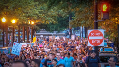 2017.08.13 Charlottesville Candlelight Vigil, Washington, DC USA 8113