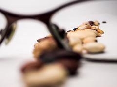 220.365 Beans (marcy0414) Tags: project365 macro macromonday macromondays beans glasses highkey