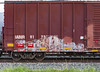 (o texano) Tags: houston texas graffiti trains freights bench benching onorok a2m adikts