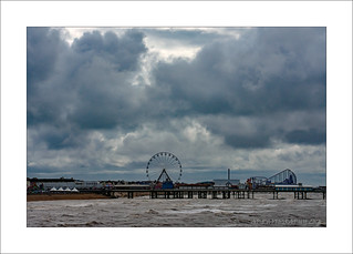 Central Pier,Blackpool, Lancashire