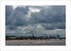 Central Pier,Blackpool, Lancashire (prendergasttony) Tags: pier lancashire england nikon d7200 beach ferris wheel outdoors clouds waves ƒ110 800 mm 14000 iso400 blackpool seaside coast coastal airshow aviation fairground rollercoaster bigdipper weather