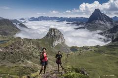 Pic de Moines (Jabi Artaraz) Tags: jabiartaraz jartaraz zb euskoflickr pirineos pyrenéesathlantiques picdemoines midid´ossau pyrenees ibones ayoux montaña mendia