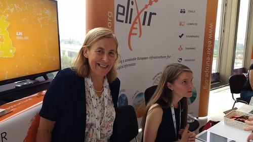 ELIXIR at ISMB/ECCB 2017