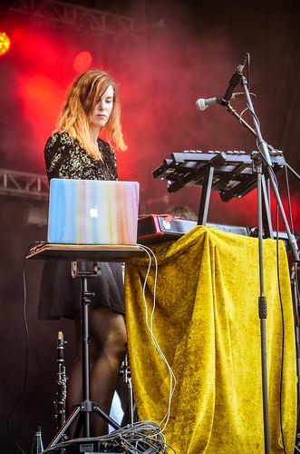 2017 - OFF Festival Katowice (POL) (175) - Anna Meredith