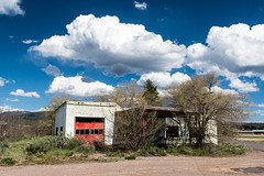 Abandoned service station, Tierra Amarilla, NM (emeksv) Tags: newmexico abandoned architecture bestof places sell type losojos unitedstates us