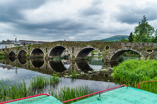 Bridge over the Barrow...