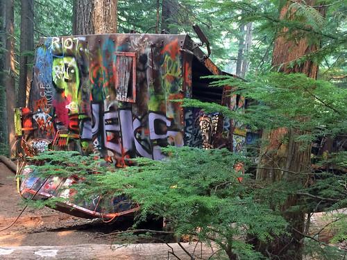 Train Wreck Trail