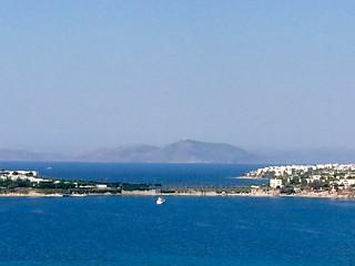 View on Leros