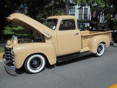 1949 Chevy 3100 (splattergraphics) Tags: 1949 chevy 3100 pickup truck custom carshow chesapeakecitylionsclub chesapeakecitymd