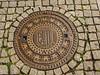 Impressionen aus Dresden (vipfoto) Tags: dresden stadtfotografie kanaldeckel bürgersteig