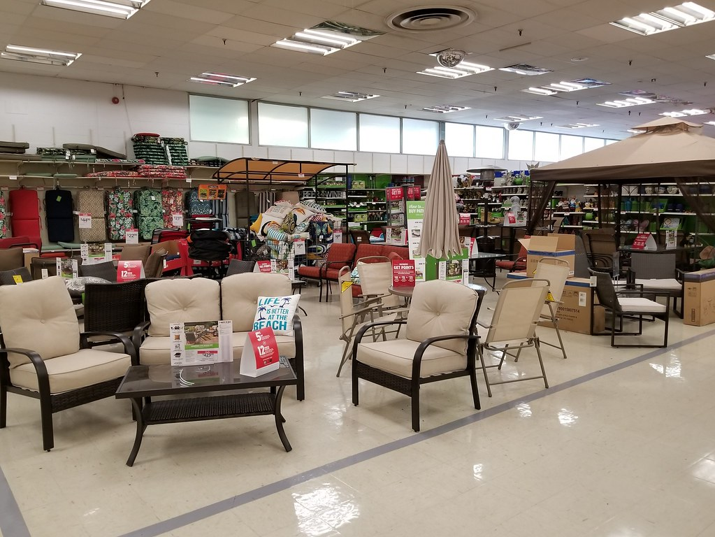 Furniture Stores In Richmond Indiana The World S Best Photos Of Indiana And Kmart Flickr Hive
