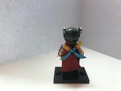 Custom LEGO Thor Ragnarok - 4 (Max Logue) Tags: lego marvel thor ragnarok mcu the avengers 3d custom painted minifigure chris hemsworth