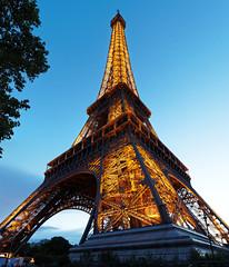 Eiffel Tower Illumination