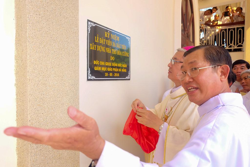 Thánh lễ tạ ơn khánh thành nhà thờ Hòa Cường – Giáo phận Đà Nẵng - Ảnh minh hoạ 6