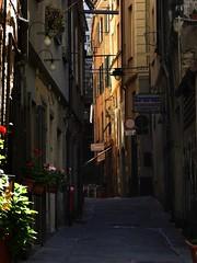 carruggi di Genova (fotomie2009) Tags: genova carruggio caruggio carrugio centro storico liguria italy italia vico degli indoratori vicolo narrow street vicodegliindoratori