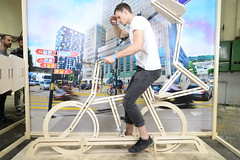 _DSC2496 (design.ride) Tags: designbiennale design zurich zhdk industrialdesign id sbb reparaturwerkstatt bike designride photobooth selfietime