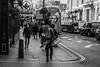 Trotamundos (Garimba Rekords) Tags: bn blancoynegro monocromático londres london england inglaterra uk calle street trotamundos