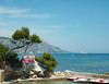 Beaulieu sur mer (dannynavarrophoto) Tags: blue clear deserted ocean pine relaxation see sublime summer sun tourism villefranchesurmer provencealpescôtedazur france fr