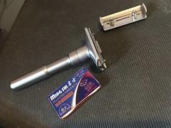 Ming Shi Shaver 2000s safety razor
