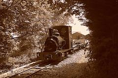 Statfold (Mike 7416) Tags: quarry hunslet port class 3903 statfold west lancashire light railway beaconsall