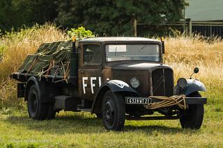 Camion FFI