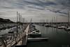 port de Dielette (3)-2 (jolymaxime86) Tags: normandie plage mer see beach bateau boat sun soleil ombre shadow voile noir blanc black white maxime joly