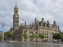 Photo of Bradford City Hall