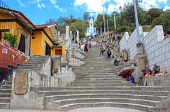 Tarde de domingo (Gaby Fil Φ) Tags: cajamarca cajamarquino regióncajamarca santaapoloniacajamarca perú sudamérica latinoamérica miradorsantaapolonia santaapolonia escalinatas iglesias